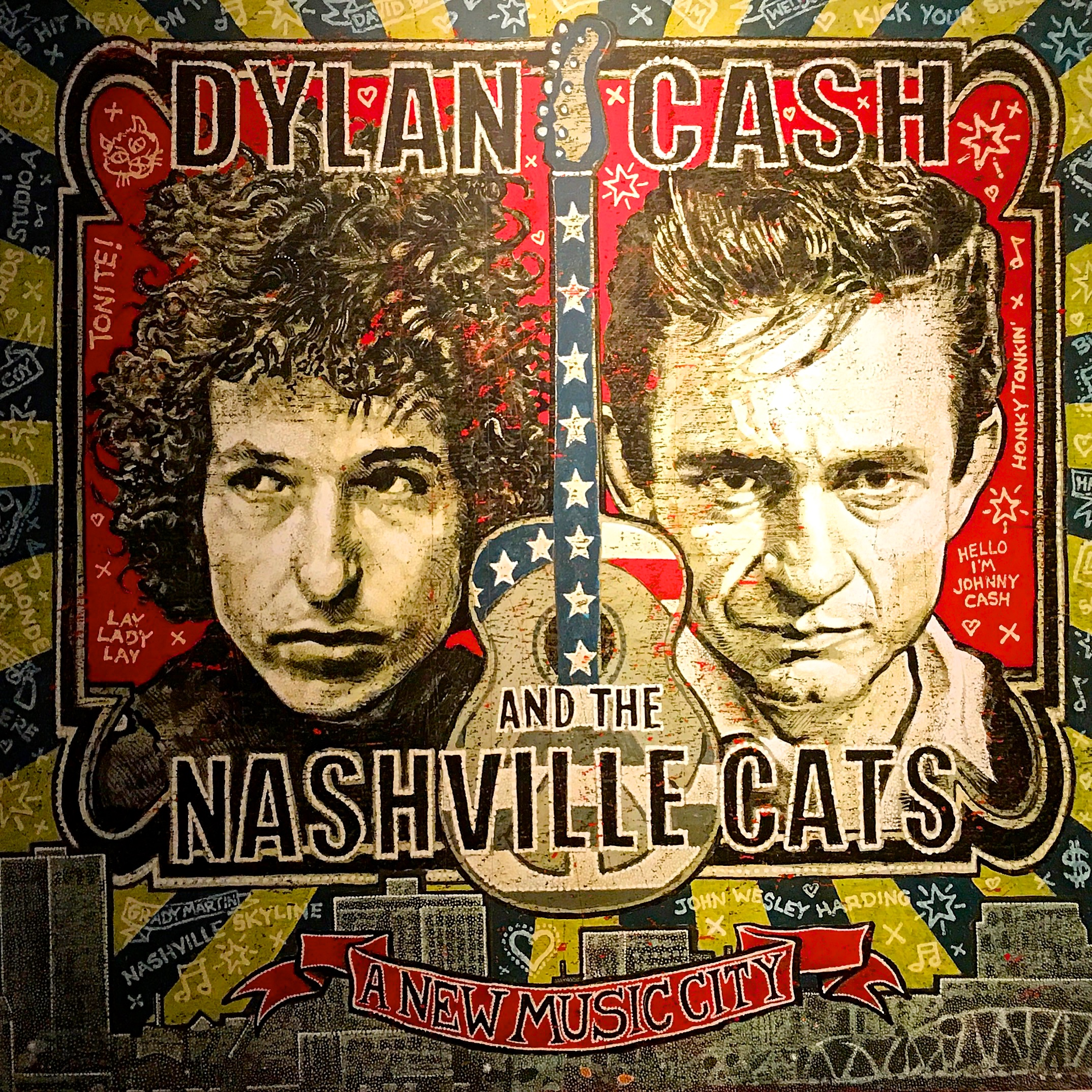 Dylan and Cash poster
