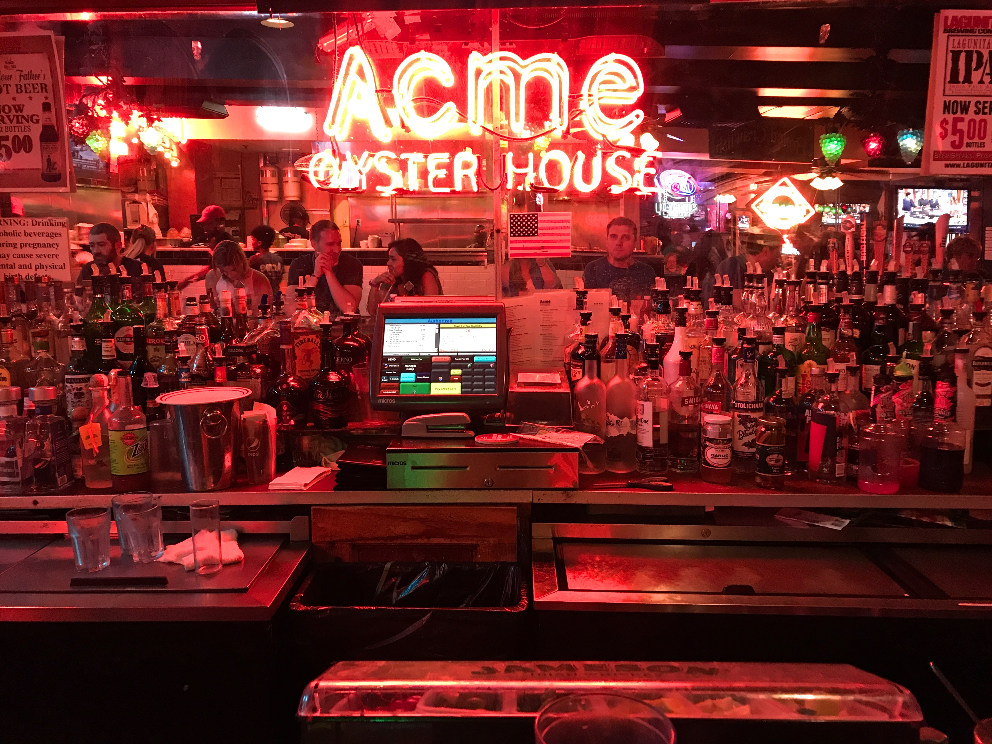 Acme Oyster House, New Orleans